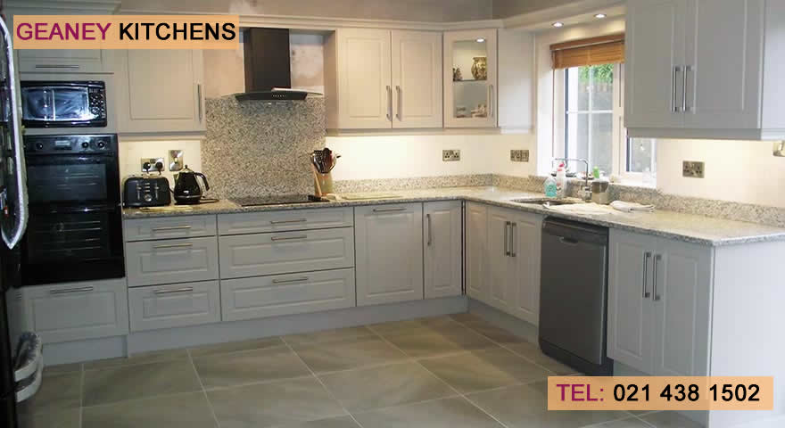 Geaney kitchens fitted wardrobes cork fitted kitchens cork Kitchen design cork city